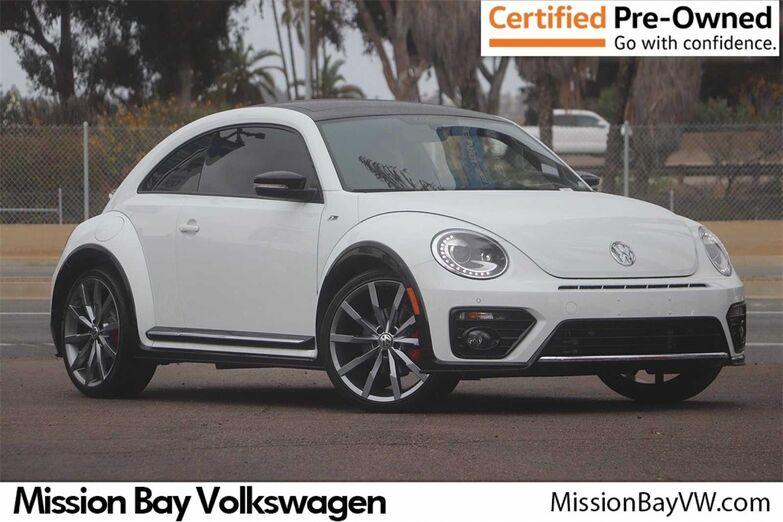 2017 Volkswagen Beetle 2.0T R-Line San Diego CA