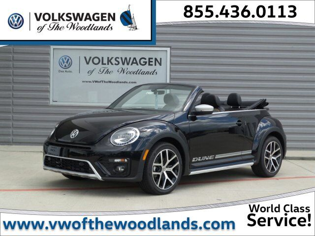 2017 Volkswagen Beetle Convertible 1.8T Dune The Woodlands TX