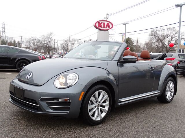 2017 Volkswagen Beetle Convertible 1.8T S South Attleboro MA