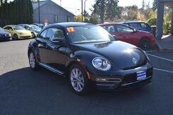 2017_Volkswagen_Beetle_SE_ McMinnville OR