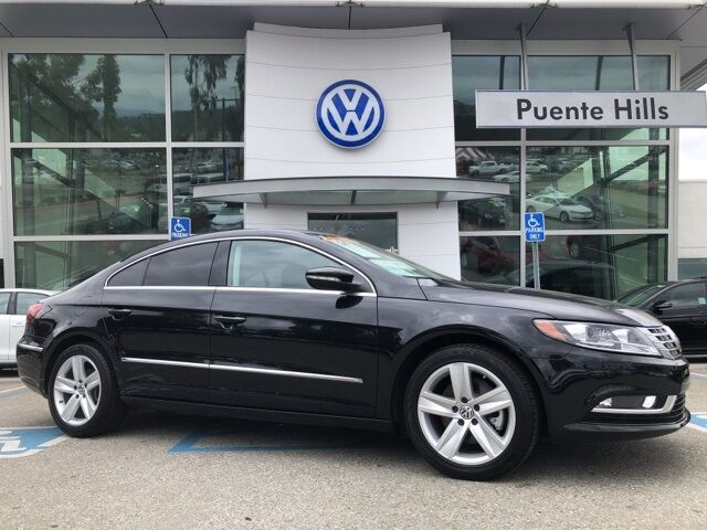 2017 Volkswagen CC 2.0T Sport City of Industry CA