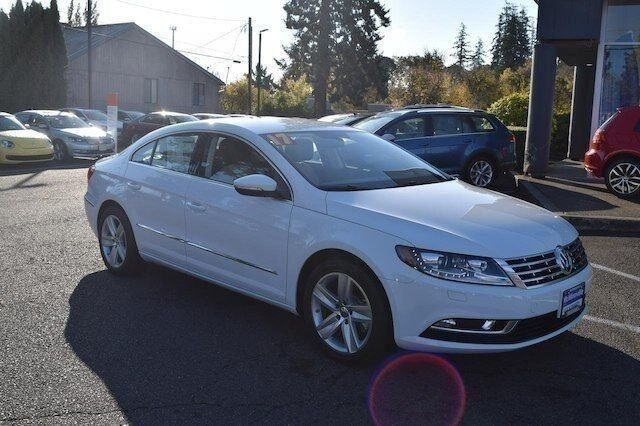 2017 Volkswagen CC 2.0T Sport w/PZEV McMinnville OR