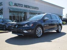 2017_Volkswagen_GOLF ALLTRACK_TSI SE ** Sun/Moonroof, Adaptive Cruise Control, Automatic Parking, Back-Up Camera, Blind Spot Monit_ Plano TX