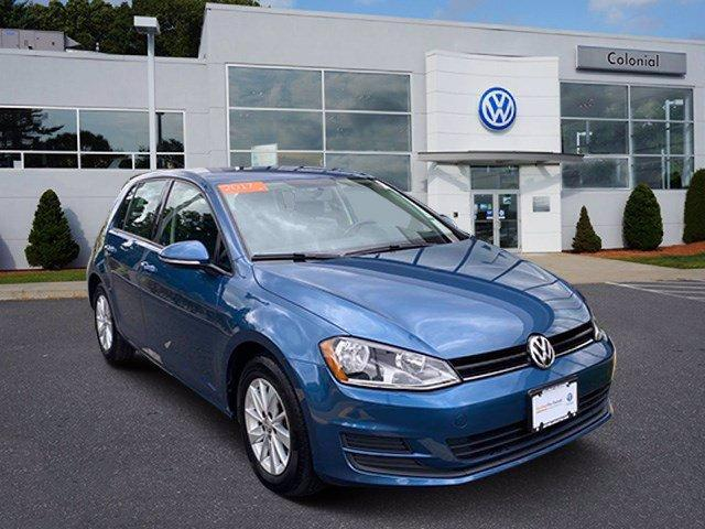 2017 Volkswagen Golf 1.8T 4-Door S Auto Wellesley MA