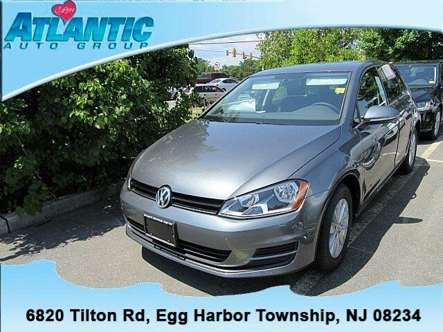 2017 Volkswagen Golf 1.8T 4-Door S Egg Harbor Township NJ