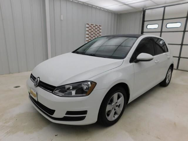 2017 Volkswagen Golf 1.8T 4-Door S Manual Manhattan KS