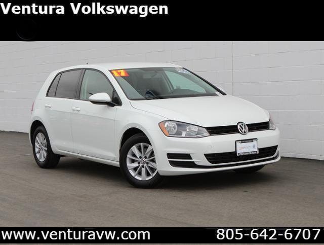 2017 Volkswagen Golf 1.8T 4-Door S Manual Ventura CA