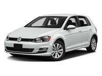 Volkswagen Golf 1.8T 4-Door SEL Auto 2017