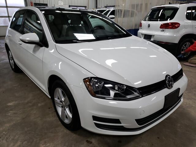 2017 Volkswagen Golf 1.8T 4-Door Wolfsburg Edition Manua Pittsfield MA