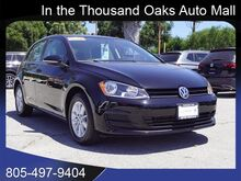 2017_Volkswagen_Golf_1.8T S_ Thousand Oaks CA