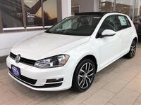 Volkswagen Golf 4-DOOR TSI SE 6SPD 2017