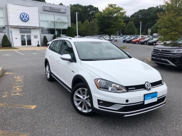 2017 Volkswagen Golf Alltrack 1.8T S DSG Westborough MA