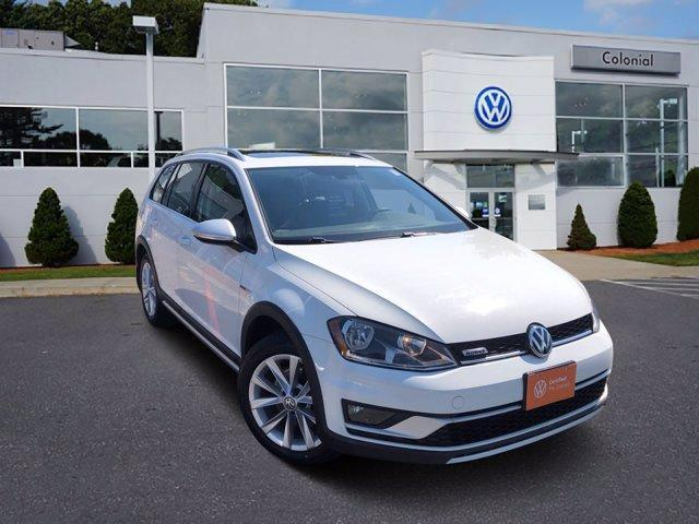 2017 Volkswagen Golf Alltrack 1.8T SE DSG Westborough MA
