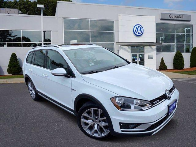 2017 Volkswagen Golf Alltrack 1.8T SEL DSG Westborough MA