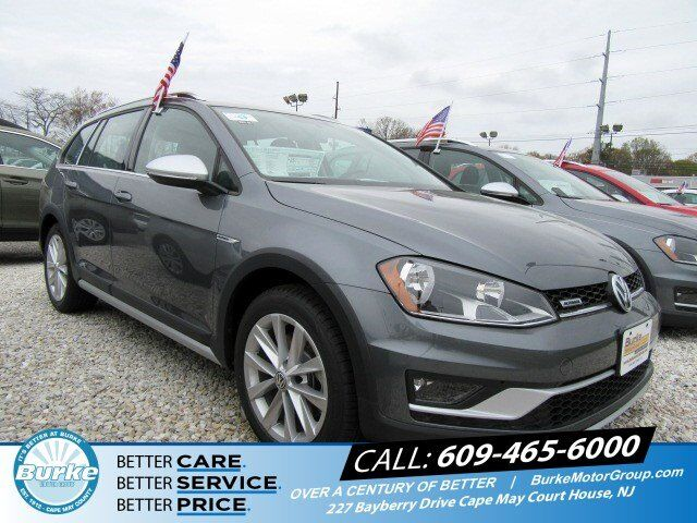 2017 Volkswagen Golf Alltrack S South Jersey NJ
