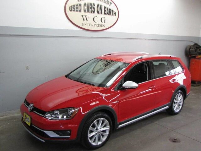 2017 Volkswagen Golf Alltrack S Holliston MA