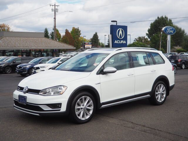 2017 Volkswagen Golf Alltrack S Salem OR