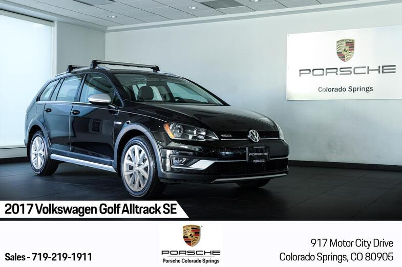 2017 Volkswagen Golf Alltrack SE Colorado Springs CO