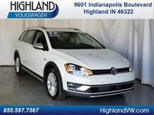 2017_Volkswagen_Golf Alltrack_SE_ Highland IN