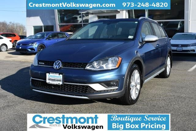 2017 Volkswagen Golf Alltrack SE Pompton Plains NJ