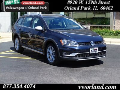 2017_Volkswagen_Golf Alltrack_SE_ Orland Park IL