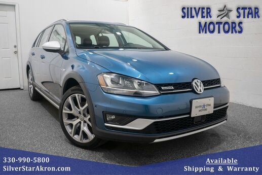 2017 Volkswagen Golf Alltrack SEL Tallmadge OH