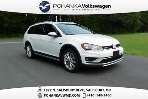 2017_Volkswagen_Golf Alltrack_TSI S 4Motion ** 0% FINANCING AVAILABLE **_ Salisbury MD