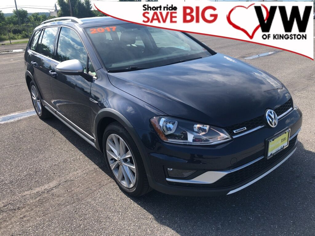 2017_Volkswagen_Golf Alltrack_TSI S 4Motion_ Kingston NY
