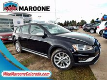 2017_Volkswagen_Golf Alltrack_TSI S_ Colorado Springs CO