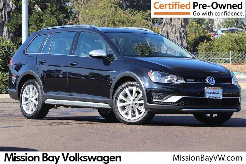 2017 Volkswagen Golf Alltrack TSI SE 4Motion San Diego CA
