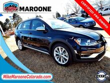 2017_Volkswagen_Golf Alltrack_TSI SE_ Colorado Springs CO