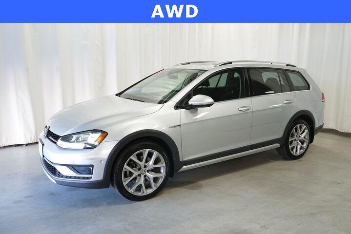 2017 Volkswagen Golf Alltrack TSI SEL 4Motion Eau Claire WI