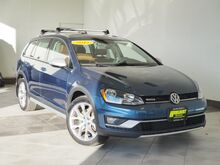 2017_Volkswagen_Golf Alltrack_TSI SEL 4Motion_ Epping NH