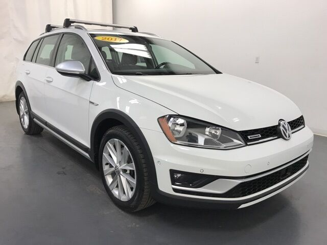2017 Volkswagen Golf Alltrack TSI SEL 4Motion Holland MI