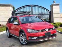 2017_Volkswagen_Golf Alltrack_TSI SEL_ Houston TX