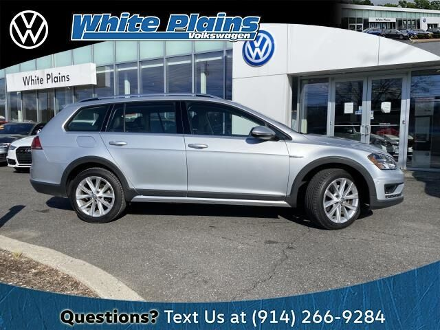 2017 Volkswagen Golf Alltrack TSI SEL White Plains NY