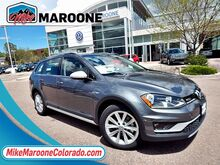 2017_Volkswagen_Golf Alltrack_TSI SEL_ Colorado Springs CO