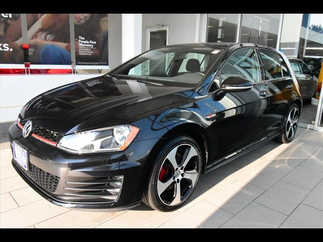 2017 Volkswagen Golf GTI 2.0T 4-DOOR S MANUAL Brookfield WI