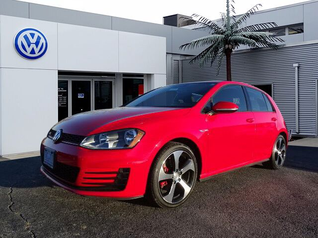 2017 Volkswagen Golf GTI 2.0T 4-Door S Manual Providence RI
