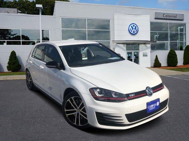 2017 Volkswagen Golf GTI 2.0T 4-Door Sport Manual Westborough MA