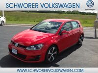Volkswagen Golf GTI 2.0T S Automatic 2017