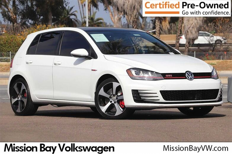 2017 Volkswagen Golf GTI Autobahn W/ DCC San Diego CA