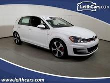 2017_Volkswagen_Golf GTI_S_ Cary NC
