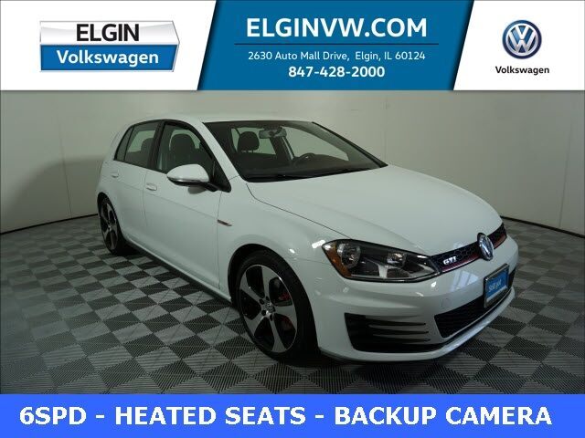 2017 Volkswagen Golf GTI S Elgin IL