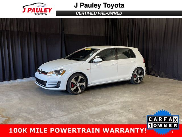 2017 Volkswagen Golf GTI S Fort Smith AR