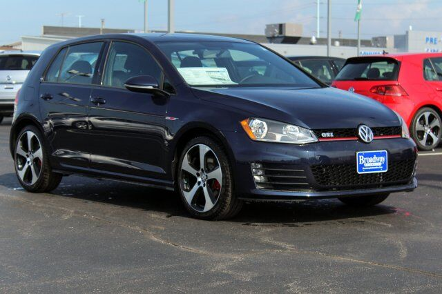 2017 Volkswagen Golf GTI S Green Bay WI