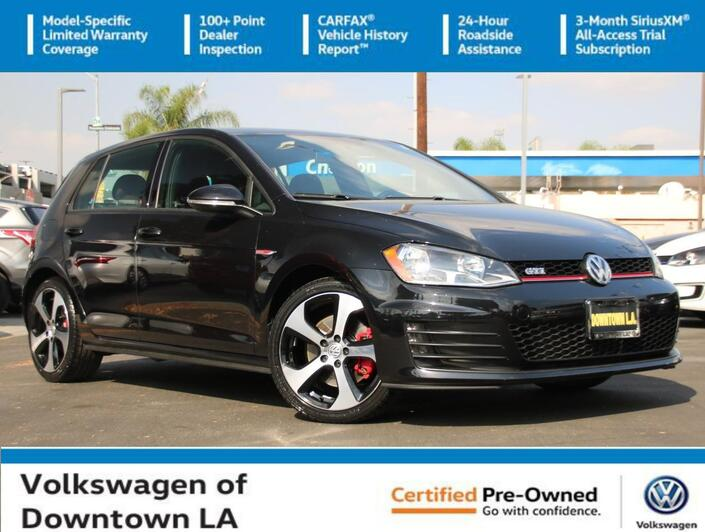 2017 Volkswagen Golf GTI S Los Angeles CA