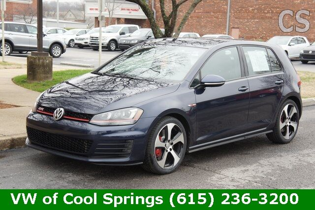 2017 Volkswagen Golf GTI SE Franklin TN