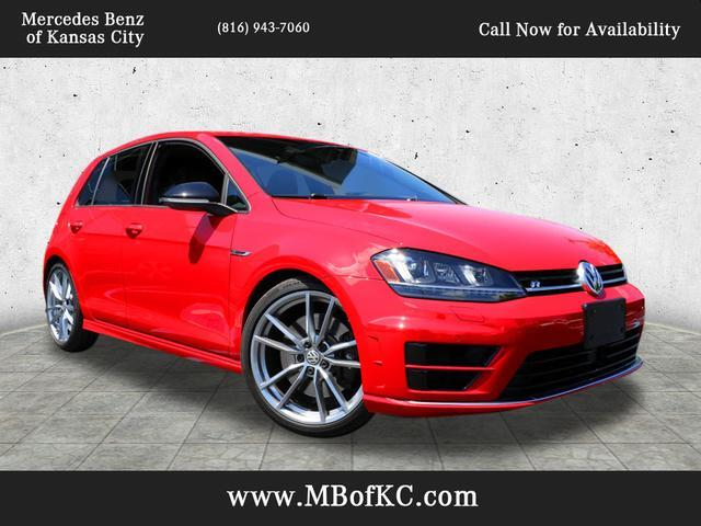 2017 Volkswagen Golf R  Kansas City MO