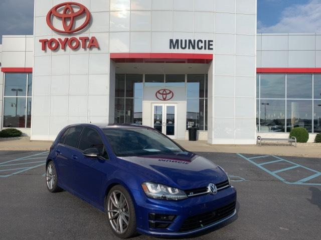 2017 Volkswagen Golf R 4-Door DSG w/DCC/Nav Muncie IN